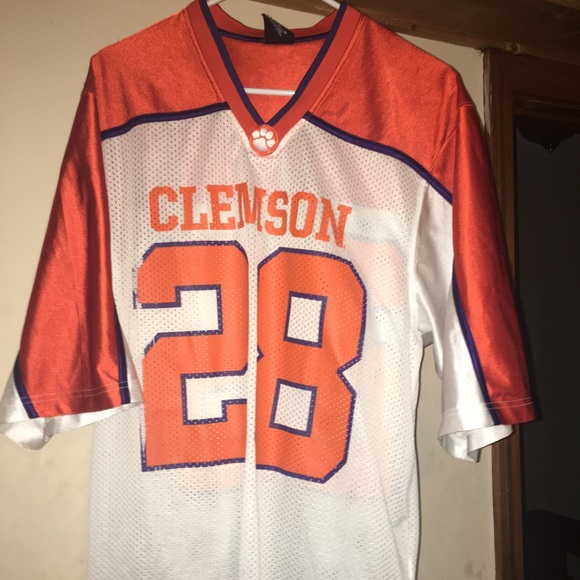 Clemson University Football Jersey